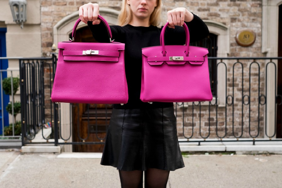 Hermes Birkin vs Kelly
