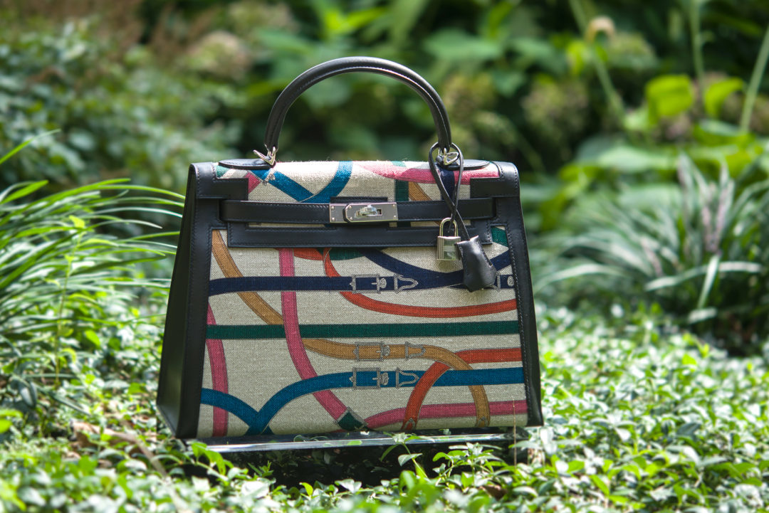 b52bd6cbbb A BRIEF HISTORY OF THE KELLY BAG; A CLASSIC ICON BY HERMÈS - Madison ...