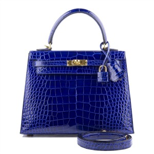 Hermès Exotic Skin Handbags