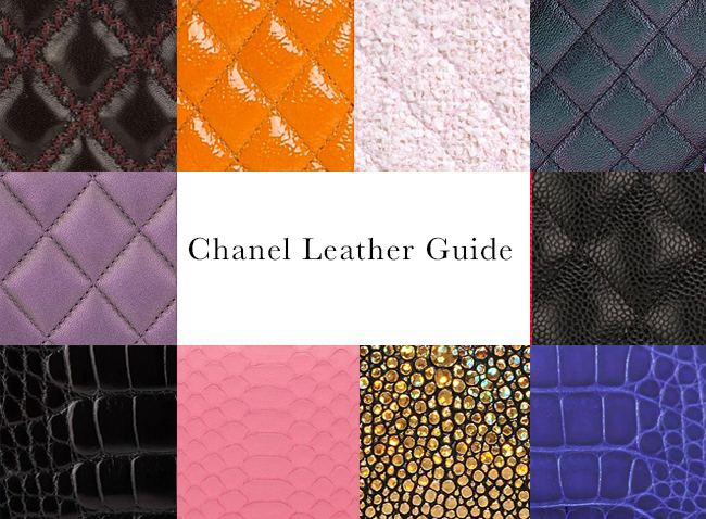 5ec1632497c0 The decision to buy a Chanel bag is always easy, but the decision of which Chanel  leather to pick isn't always straightforward. With many options readily ...