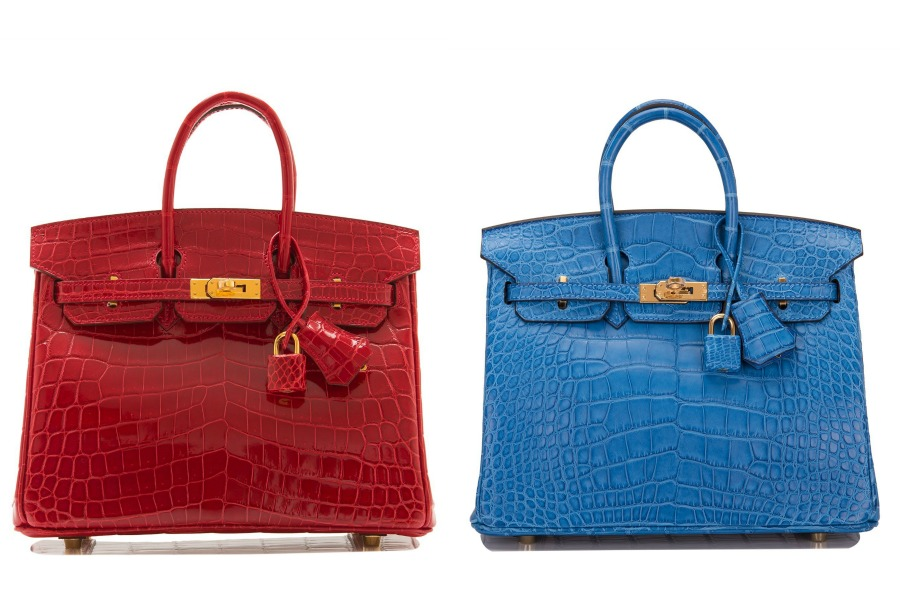 Hermes Crocodile and Alligator