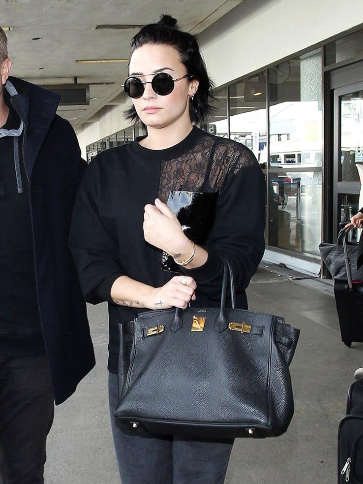 Demi Lovato Birkin