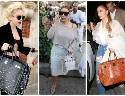 Celebrity Birkin Bags